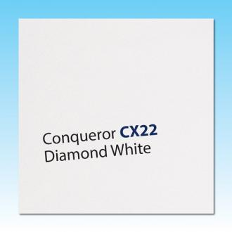 Obálky Conqueror CX 22, Diamond White, C5